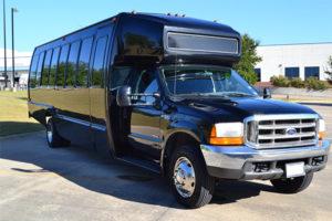 15 Passenger party bus Sacramento