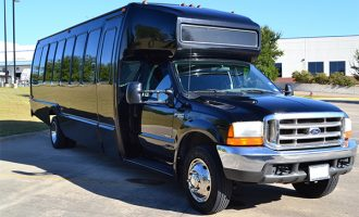 15 Passenger party bus Sacramento