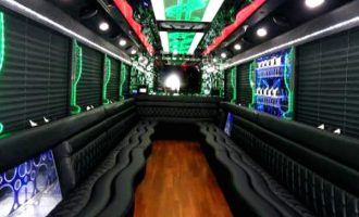20 passenger party bus 1 Sacramento
