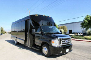 20 passenger party bus Sacramento