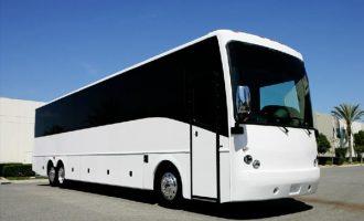 50 passenger charter bus rental Sacramento