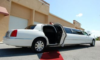 lincoln stretch limo Sacramento