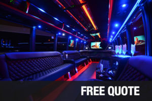 party buses for rental Sacramento